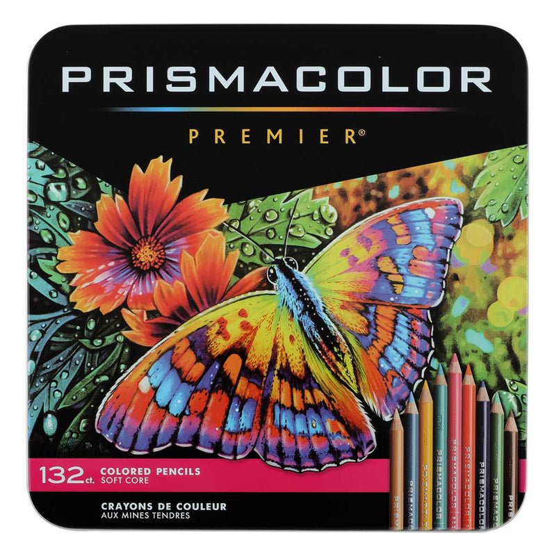Prismacolour Pencils 132 Set
