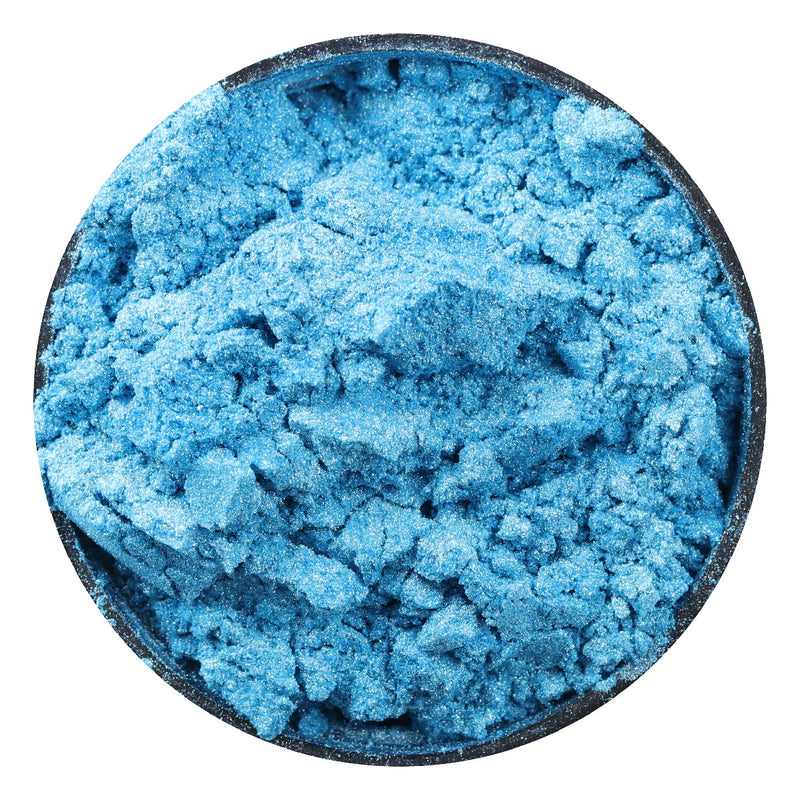 The Paper Mill Pearl Powder Pigment 21g Sky Blue