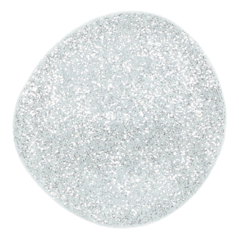 Tim & Tess Glitter Paint 250ml Silver