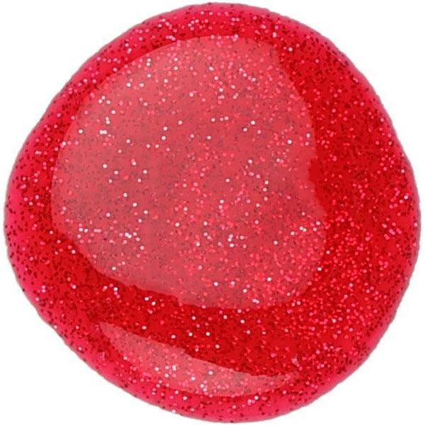 Tim & Tess Childrens Washable Glitter Paint 250ml Red