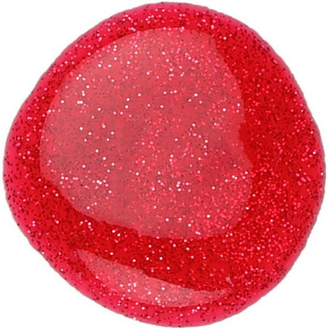 Tim & Tess Glitter Paint 250ml Red
