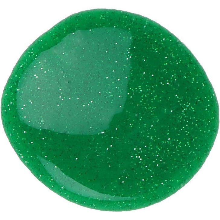 Tim & Tess Childrens Washable Glitter Paint 250ml Green