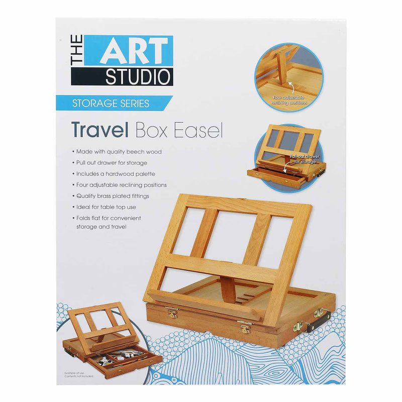 Easels and Cases
