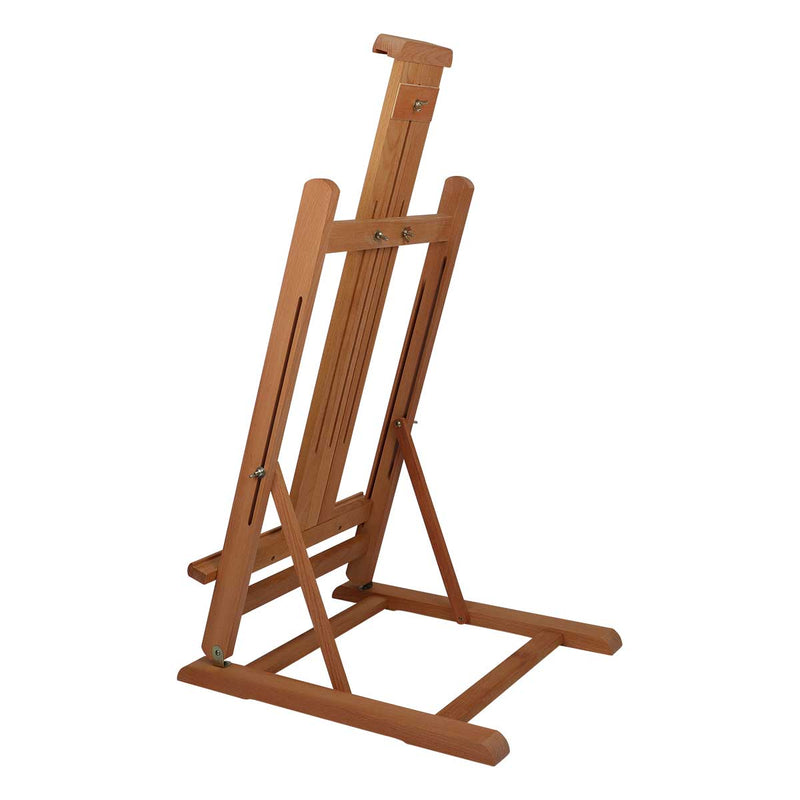 Saddle Brown Eraldo Di Paolo Deluxe Table Easel* Easels And Cases