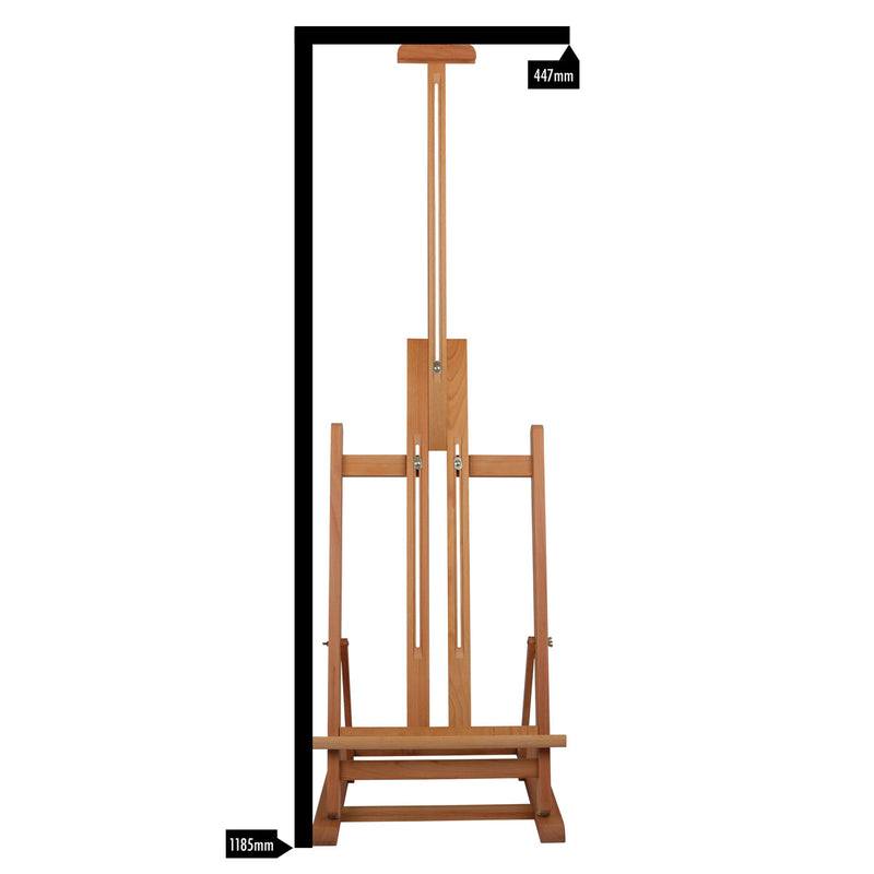 Sienna Eraldo Di Paolo Deluxe Table Easel* Easels And Cases