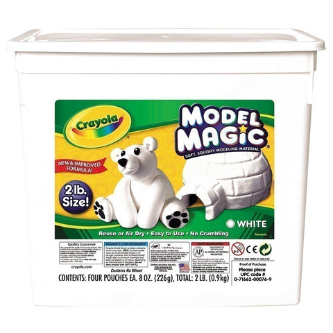 Crayola Model Magic 907g White
