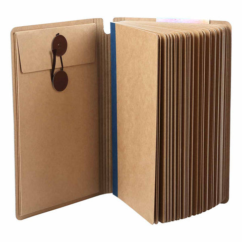 The Paper Mill A5 Creative Journal 270gsm 128 Kraft Pages