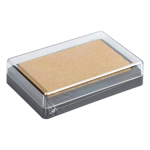 The Paper Mill Gold Ink Stamp Pad 89 x 63mm