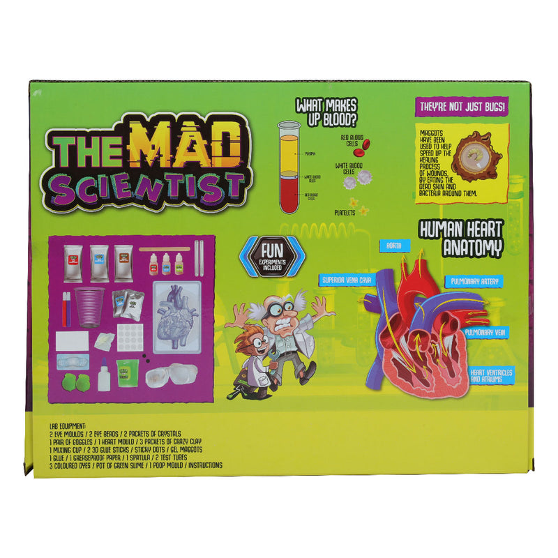 The Mad Scientist Kit