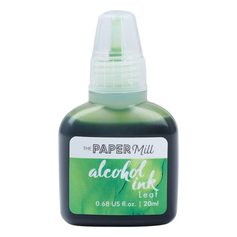 The Paper Mill Alcohol Ink Leaf 20ml