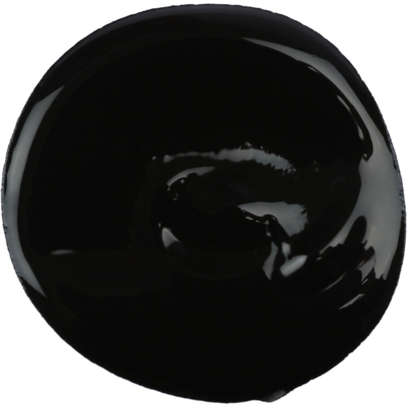 Black Eraldo Di Paolo Acrylic Paint Black 250ml Acrylic
