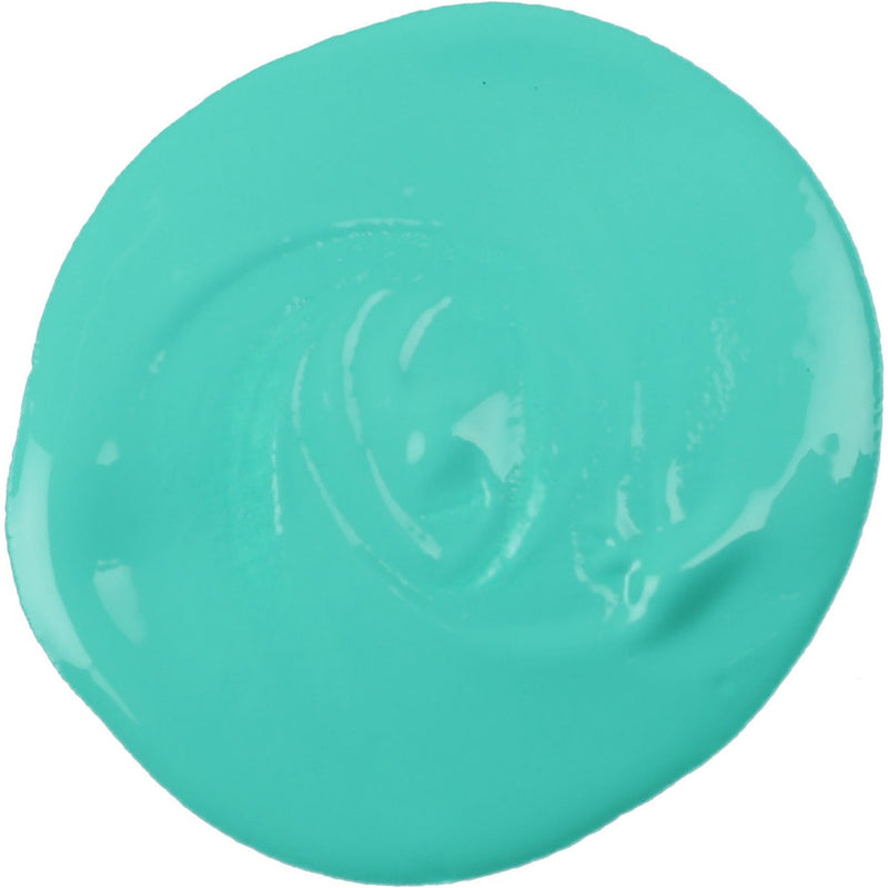 Medium Turquoise Eraldo Di Paolo Acrylic Paint Mintish 250ml Acrylic