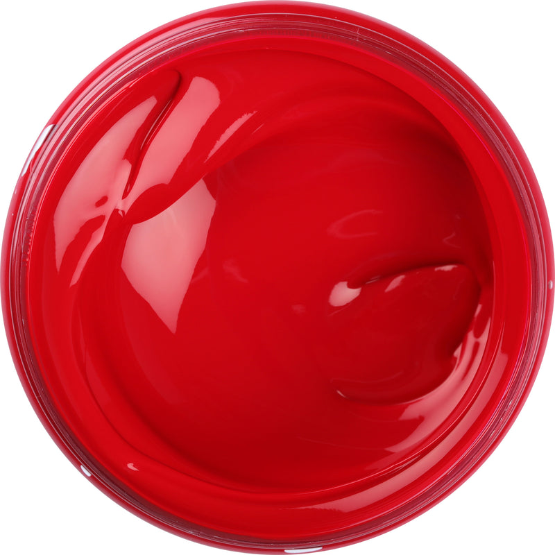 Red Eraldo Di Paolo Acrylic Paint Cool Red 500ml Acrylic