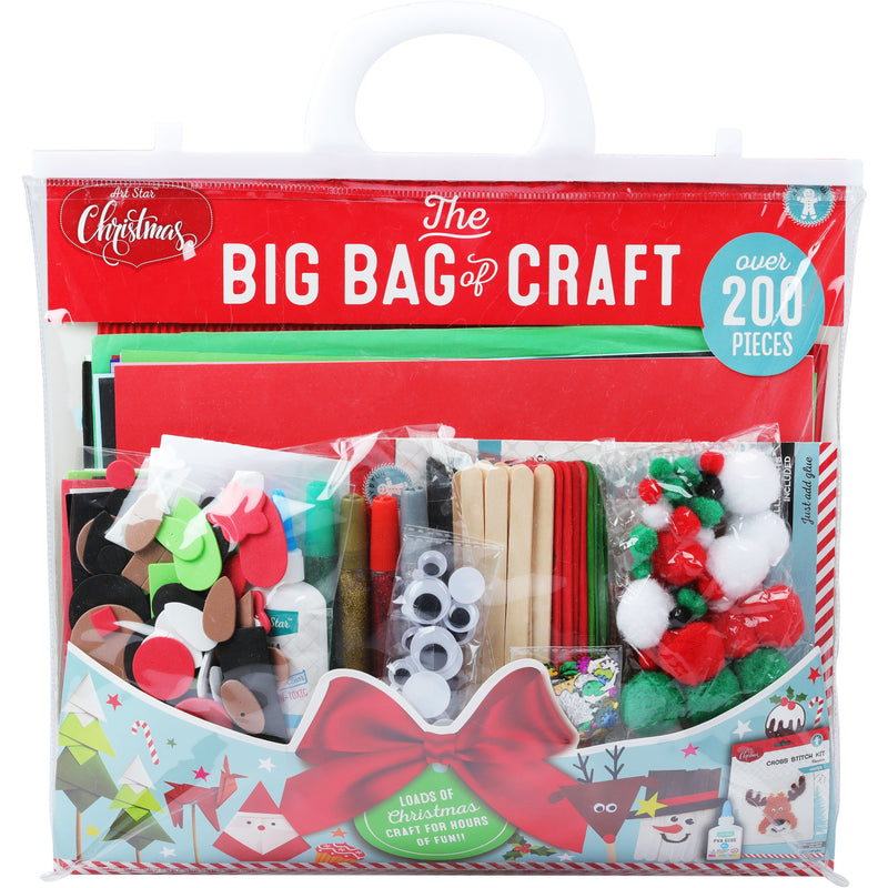 Tomato Artstar Christmas Big Bag Of Craft Christmas