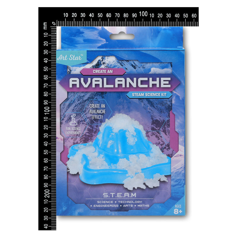 Art Star Create An Avalanche STEAM Science Kit