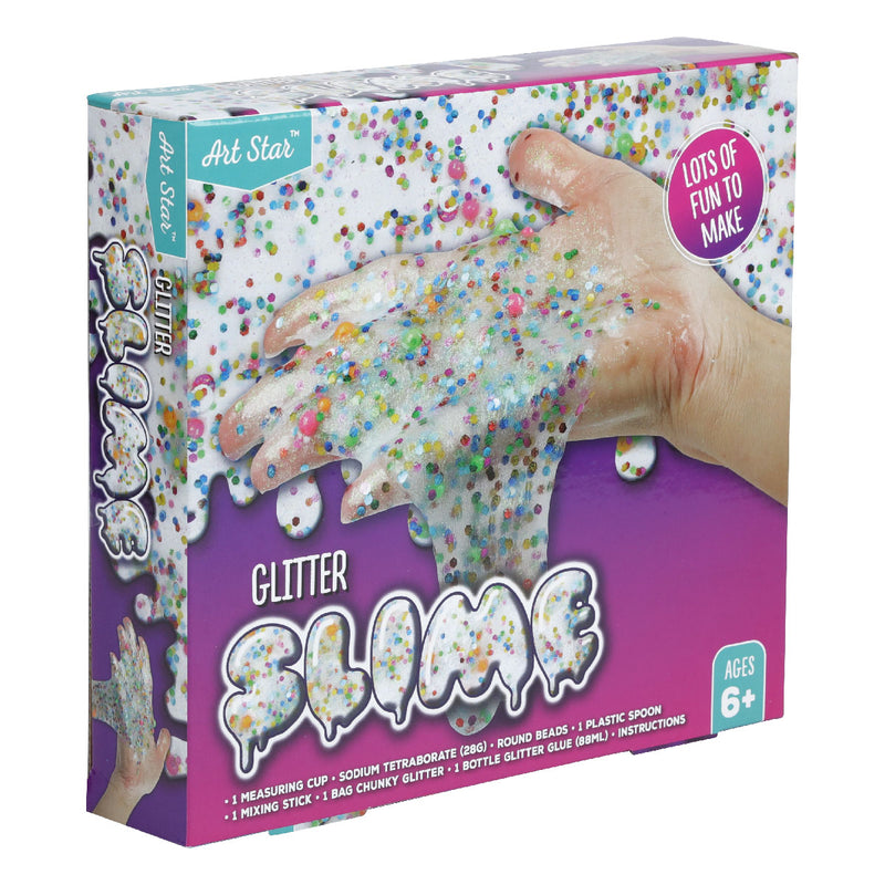 Art Star Make Your Own Glitter Slime