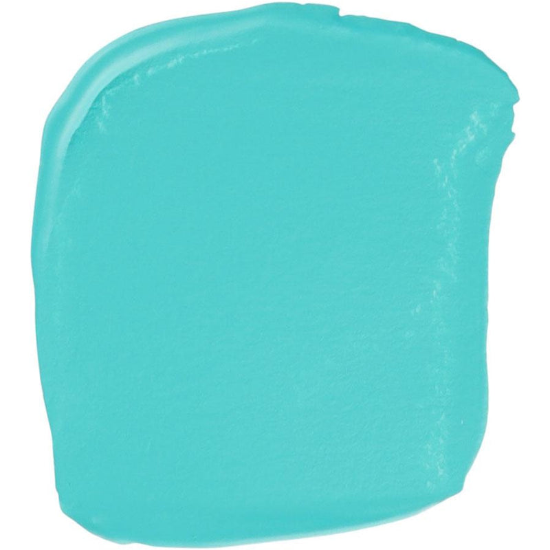 Medium Turquoise Urban Crafter Ultra Matte Acrylic Paint Opaque S2 ASTM1 Aqua Green Light 75ml Acrylic