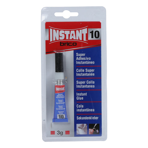 Instant Blister 10 Cyano Acrilate Liquid 3g