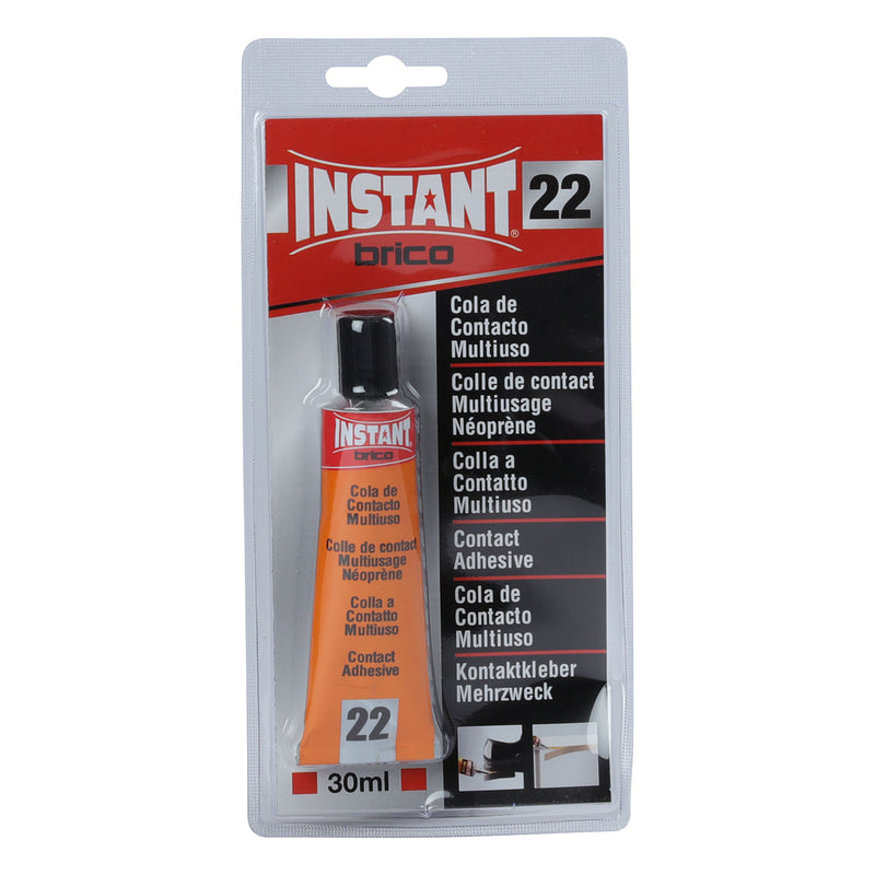 Firebrick Instant Brico 22 Contact Adhesive 30ml Glue