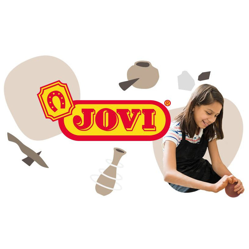 Snow Jovi Air Dry Modelling Clay Grey 1kg Modelling