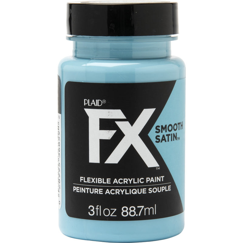 Cadet Blue Aquarius  -FX Cosplay Flexible Paint  Smooth Satin 88ml Cosplay