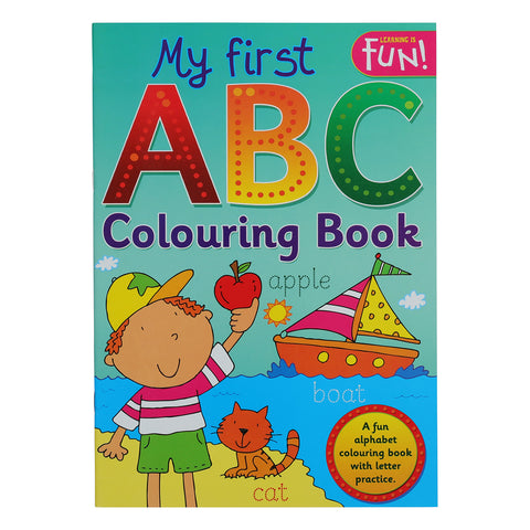 Fun Learning Colouring Book