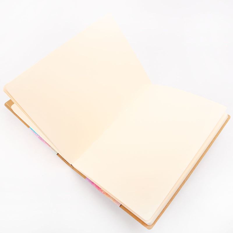 Antique White The Paper Mill A4 270gsm Creative Journal 128 Ivory Pages Pads