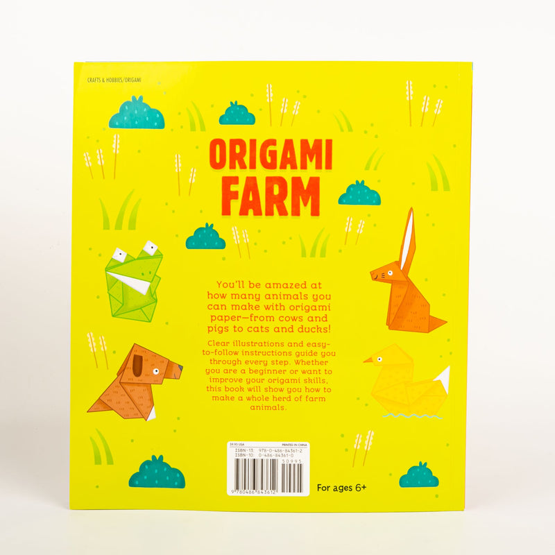 Gold Origami Farm For Beginners Origami