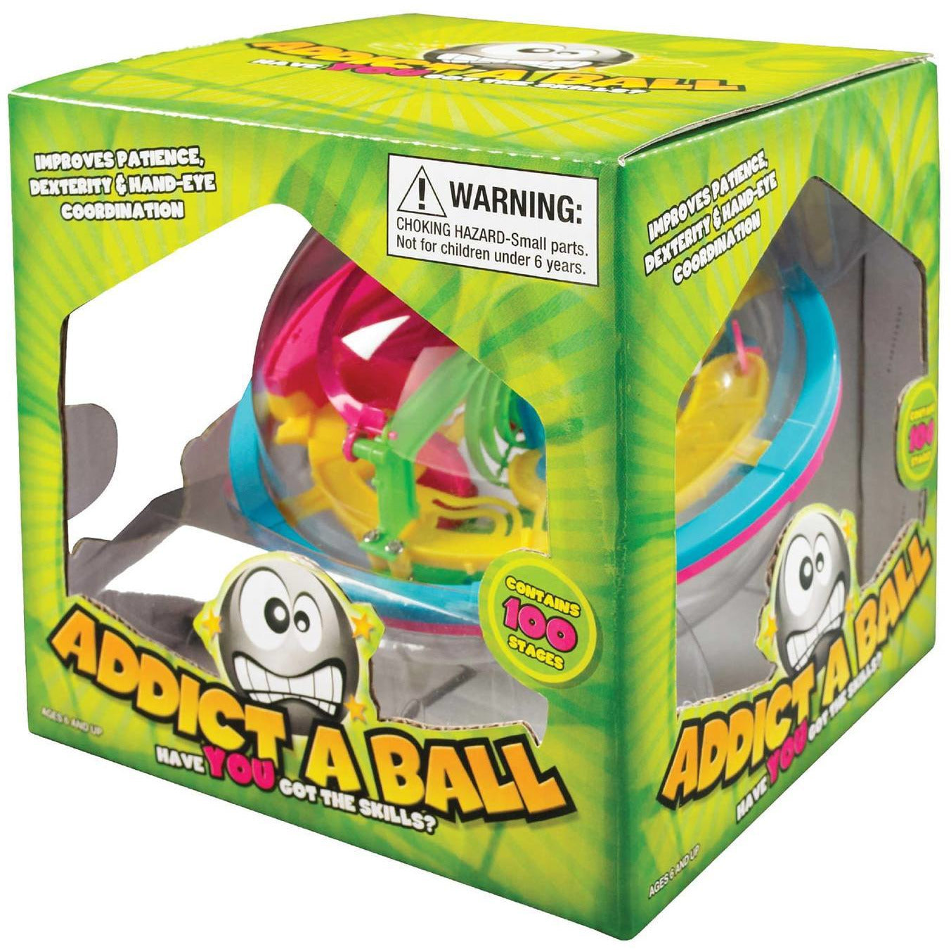 Image of Addict a Ball Small - 100 stages