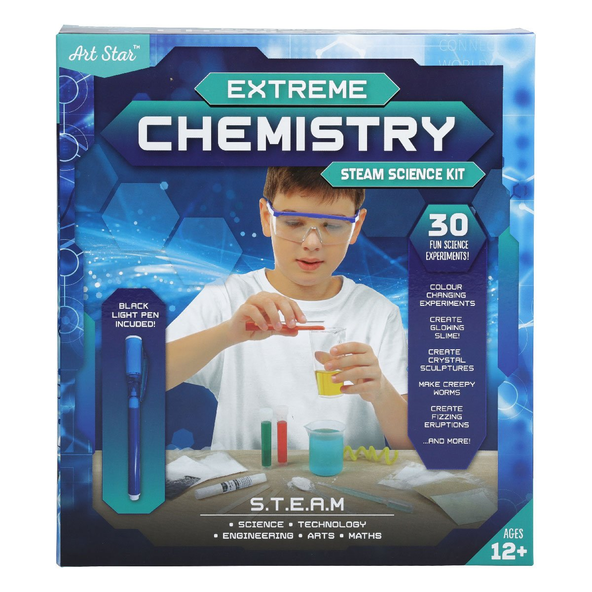 Image of Art Star Extreme Chemistry STEAM Science Kit