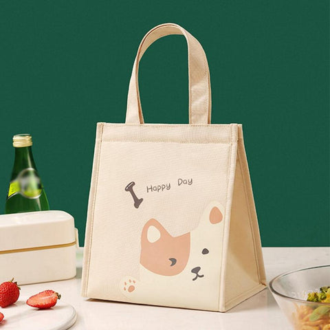 Cartoon Thermal Insulated  Lunch Bag ¦ Unicorn Cooler Lunch Bag