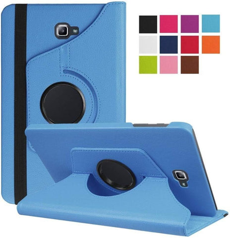 Samsung Tablet Stand Cover ¦ 360 Rotating Case for Samsung Galaxy Tablet
