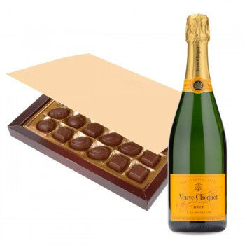 Veuve Clicquot Champagne & Chocolate for Champagne Lovers ¦ A Wine Lovers