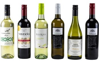 6 Cases Mixed Bottles ¦ Wine Cases Selection UK ¦ Mixed Red & White Wines