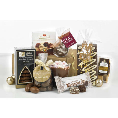 Chocolate Heaven Hamper ¦ Finest Chocolates Gifting Online ¦ A Wine Lovers