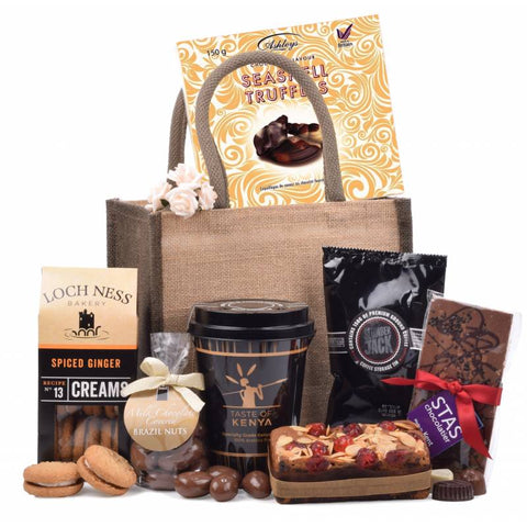 Coffee Gifts ¦ Gifts for Coffee Lovers ¦ Coffee Lovers Gifts Bag Gifts