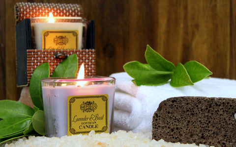 Soy Wax Jar Candles Gifts ¦ Soybean Wax Candles Gifts for Home