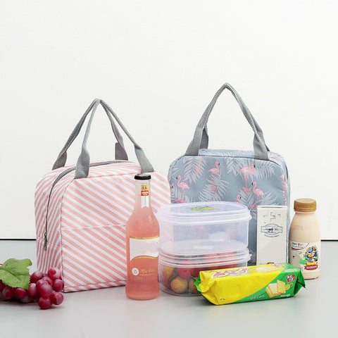 Thermal Insulated Lunch Bag ¦ Thermal Food Lunch Bags Gifts