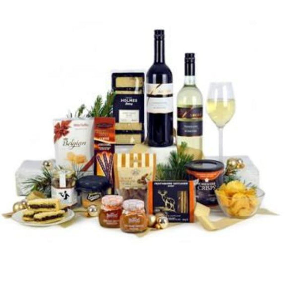Luxury Food & Wine Gifts Hamper 2020 ¦ Gifts Baskets ¦ A Wine Lovers
