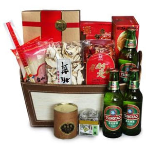 Culinary Classics for Spring Festival ¦ Classic Chinese Gourmet Hamper Gift A Wine Lovers