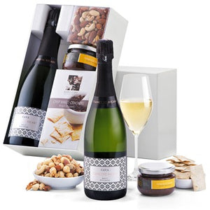 Sparkling Wine Hampers ¦ Christmas Wine & Foodies Gifts ¦ A Wine Lovers