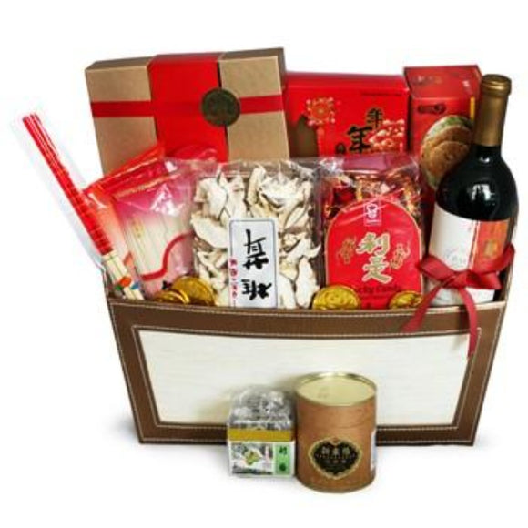 Sweet and Savoury Treats Gift Hamper for Delivery ¦ A Wine Lovers