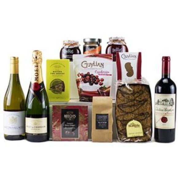 Moët & Chandon Champagne & Wines and Gourmet Delights -A Wine Lovers