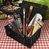 Personalised BBQ Legend Hamper BBQ Kit Gifts ¦  Fathers Day Bbq Gifts A Wine Lovers