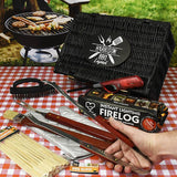 Personalised BBQ Legend Hamper BBQ Kit Gifts ¦  Fathers Day Bbq GiftsA Wine Lovers