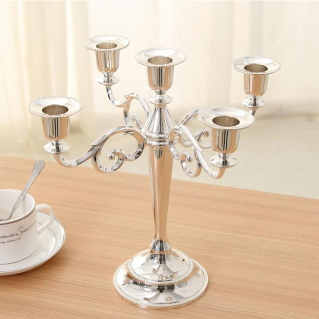 Chandeliers Candle Holders, Wedding Centerpieces Gift! - A Wine Lovers