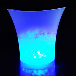 "LED Ice Bucket Light Up Champagne"" Bar Night Party""! - A Wine Lovers"