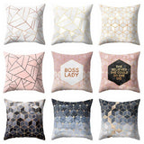 Nordic Geometric Cushion Cover ¦ Home Accessories ¦ A Wine lovers - A Wine Lovers