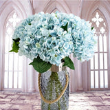 Hydrangea Flowers Arrangement Centerpieces ¦ Hydrangea Flower Delivery- A Wine Lovers