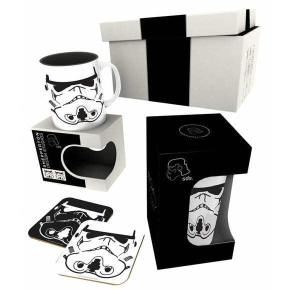 Star Wars Stormtrooper Gift Set ¦ Star Wars Gifts UK ¦ Stormtrooper Gift A Wine Lovers